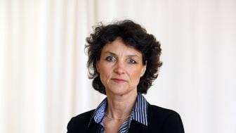 Cecilia Rydinger Alin, rektor för Kungl. Musikhögskolan (KMH). Foto: Stefan Nilsson.