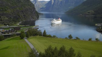 'Discover the Fjords' with Fred. Olsen in 2016