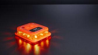 Nya varningsljus med smarta funktioner som kan rädda liv