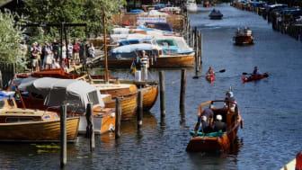 Nu börjar båtsäsongen och båtklubbarna sjuder av liv. Före sjösättningen är ett bra tillfälle att minska miljöpåverkan från sitt båtliv.