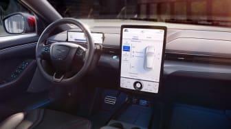 Ford Mustang Mach-E oppii tapasi ja tekee sinulle älykkäitä ehdotuksia