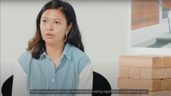 Nadiah Wan, Group CEO of TMC Life Sciences, in an interview with BMW Malaysia