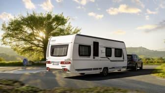 Fendt-Caravan in der Saison 2022:  Unverwechselbares Design in bester Qualität