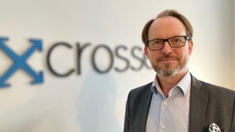Martin Thunman, vd på Crosser