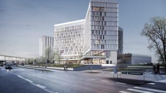 Hotellrebell ökar ambitionerna på Copenhagen Airport
