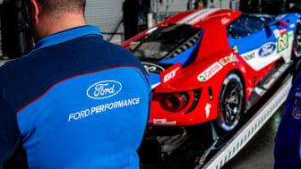 Ford til Le Mans 2019