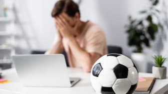 Fotbolls-EM är i full gång och antalet hjälpsökande ökar direkt!