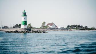 Die Lotseninsel Schleimünde (Foto: Sven Meier/Stiftung Louisenlund)