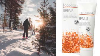 Så slipper du torr och sprucken vinterhud  – tips från Locobase Repair