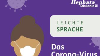 Leichte Sprache: Corona-Informationen für alle