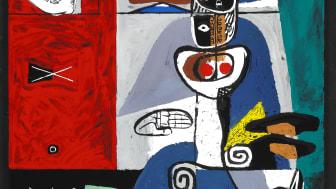 """Le Corbusier: """"Pentecôte"""" (1959). Estimate: DKK 600,000-700,000 (€ 80,500-94,000)"""