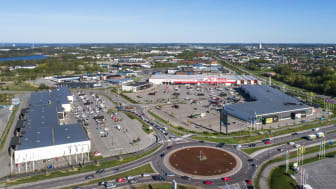 Ingelsta Retail Park - a leading external retail park and shopping destination in Norrköping.