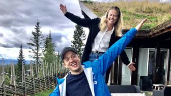 Tarjei Bø forlenger samarbeidet med Skydda Norge