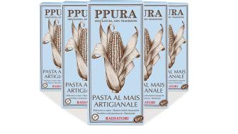 Ekologisk glutenfri pasta från Italien