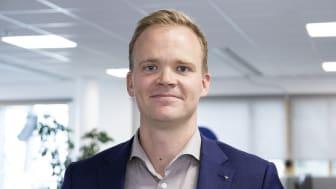 AddMobiles försäljningschef Viktor Johansson besvarar fem vanliga frågor om våra passagelösningar. Foto: AddMobile AB