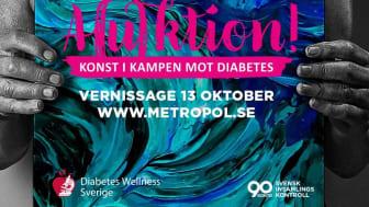 A(u)ktion! - Konst i kampen mot diabetes