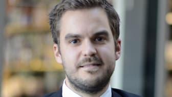 Andreas Markne kan bli Årets Unga Branschstjärna.