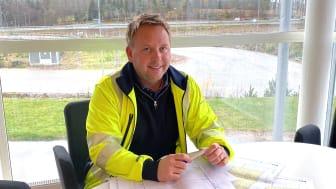 Christian Lundell, delägare och VD.