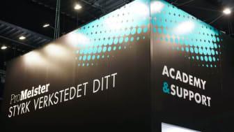 ProMeister Academy gjennomfører opplæring for hele bilbransjen i både Norge og Sverige.