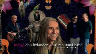 """Väntan blev lång. Men på fredag är det äntligen dags för Dan Hylander & Raj Montana Band att släppa albumet """"Indigo, och på lördag är det dags för turnépremiär."""