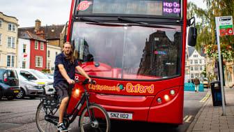 Kevin Moreland of Bainton Bikes