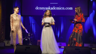The New Academy Prize in Literature ceremony hosted by founders Lo Kauppi, Alexandra Pascalidou, Bianca Kronlöf