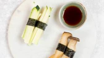 Recept: Sushiskola - Nigiri