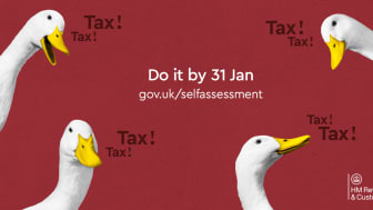 A third of tax returns outstanding a week before the deadline