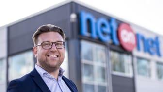 Peter Andersson, retailchef hos NetOnNet.