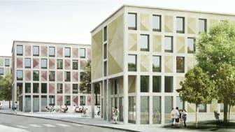 Illustration: Hermansson Hiller Lundberg Arkitekter