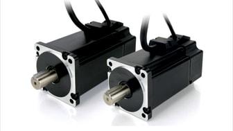 APBA80 borstlösa motorer med skyddsklass IP65