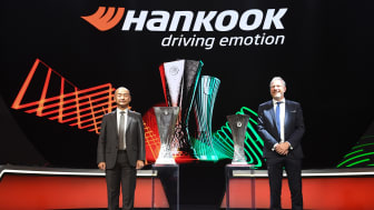 Hankook förlänger sitt samarbete med UEFA ytterligare tre år