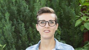 Verksamhetsutvecklare Emma Frostensson