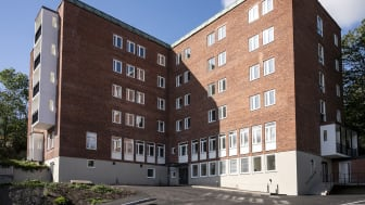 Frälsningsarmén Halvvägshuset Kurön-Stockholm, Ropsten. Foto: Jonas Nimmersjö