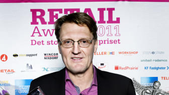 Vinnare Årets köpcentrum/galleria Retail Awards 2011