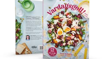Anne Aobadia samlar 52 av sina receptfavoriter i Vardagsgott!