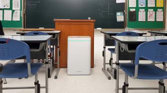 AiroDoctor®im Einsatz in Grund- und Sekundarschulen in Südkorea