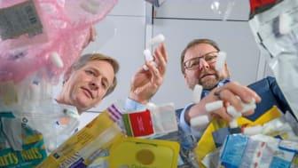 Med hjälp av ChemCycling skapar vi en cirkulär värdekedja där plastavfall kan återanvändas för framställning av nya produkter.