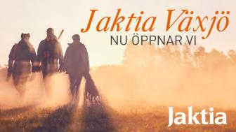 Jaktia expanderar och öppnar butik i Växjö