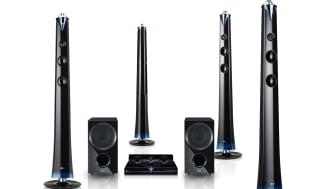 Få ut det bästa av din filmupplevelse med LG:s 3D Sound-teknik