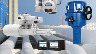 Rotork actuators specified for use in remote locations on an Indian pipeline application, providing a solution for control and safety needs and facilitating the flow of oil from a key refinery.