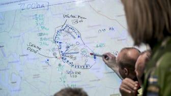 Ny webbplats om kartor ska underlätta för blåljusaktörer vid en händelse
