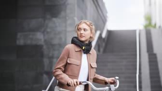 96 pct. af danske Hövding-brugere anbefaler airbaggen til andre cyklister
