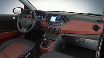 Hyundais oppgraderte i10
