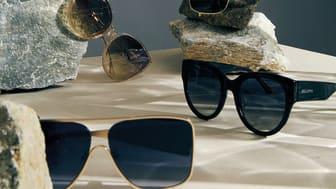 Solbrillens glasmateriale har stor betydning