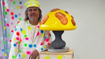 Konstutställning med Johan Paalzow