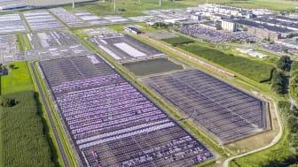 Volkswagen fabrik