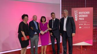 Deutscher Gründerpreis 2019