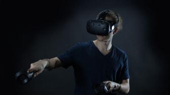 Eyetracking, Virtual Reality, Tobii.