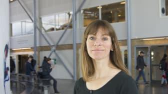 Heather Mackay, Umeå universitet. Foto: Jessica Larsson Svanlund